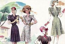 1930s - 40s / by Atlanta Goodwin