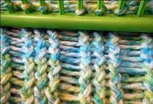 Creative Loom and Normal Knitting Ideas / Knitting projects and tutorials from all over. / by Angie Keesee