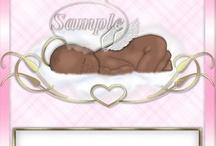 All About The Babies! / http://www.etsy.com/shop/SweetDee4 / by Dee Dee Blocker