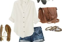 Style & Outfits / Clothes/Outfits / by Megan Faircloth