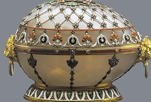 FABERGE  PIECES