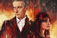 Doctor Who! / by Amanda Johnson