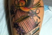 Tats Piercings Henna  / by Jennifer Winsor
