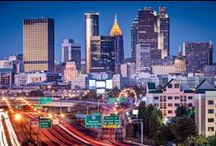 Atlanta Metro / Dynamic and Bustling, Atlanta Metro has attractions as diverse as the five million people who call its many communities home.