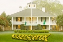 The Masters Tournament / The Masters Tournament, the world's most prestigious golf tournament, takes place every April at Augusta National Golf Club in Augusta, Georgia. This board is devoted to all things Masters-related! / by Explore Georgia