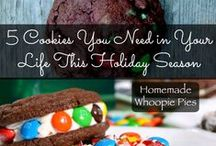 Christmas Eats / It's the most wonderful time of the year! Christmas is a time for holiday baking. Find all your holiday recipes, Christmas cookies, Christmas drink recipes, and Christmas meal ideas here. / by SoFabFood