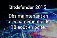 Bitdefender 2015 / Lancement, captures d'écran et description des fonctionnalités de Bitdefender 2015 - sortie le 5 août en téléchargement & le 18 août en version boite.