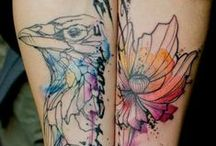 Tattoo Art / A collection of the prettiest tattoos