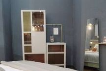 Room 306 - Chambre 306 / Modulable pieces of furniture