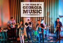 Georgia Music / 2016 is the year of Georgia music! From rock 'n roll to hip-hop to country, you can explore it all in the Peach State.