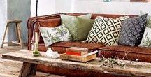 Sofás de cuero · Leather sofas