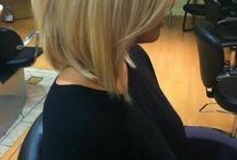 Hair Ideas / by Kagney Paden