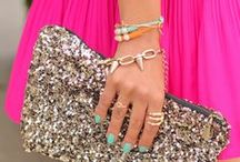 Accessories. / Bags, Bracelets, Necklaces, Fashion Rings, etc.