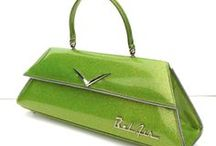It's in the bag / Handbags, mostly / by Bluetina Jewellery
