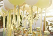 Party Ideas / by Andrea Reading