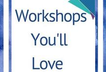 Workshops You Will Love