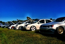 VW Enthusiast  / From tuned Golf Rs to racing GLIs to slammed Beetles, Volkswagen admires its enthusiast community. / by Volkswagen USA
