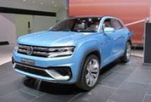 VW Concept Cars / Right now they're just ideas, but one day they could become reality.