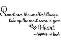 Quotes ღ Words of Wisdom / Favorite Quotes, Inspiration / by Joan Conklin ¸¸.•♥•.¸¸.•♥•Ƹ̵̡Ӝ̵̨̄Ʒ