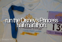 Disney Princess 1/2 Marathon 2013! I will be there! / by Taylor Gray