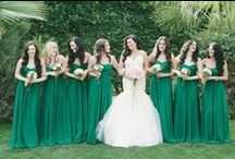 Emerald Green Wedding / by The American Wedding