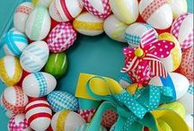 Easter and spring decorations
