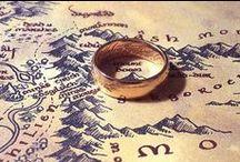 One Ring To Bind Them / J.R.R. Tolkien  / by Toriah