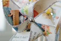 Pinwheels / by Andrea Reading