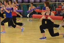 ViPR Launch at SPA LADY / SPA LADY is the first club in Canada to offer ViPR Group Fitness.