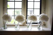Pretty Floral Arrangements. / Centerpieces, Bouquets, etc.