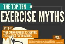 Vie sportive : infographies fitness