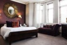 Stradey Bedrooms / Some of the rooms available at Stradey Park Hotel / by Stradey Park