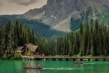 Inspirations voyage : Canada.