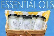 Essential Oils / by Clyta Spain