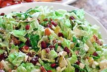 Salads / by Kagney Paden