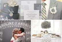 Grey Wedding / by The American Wedding