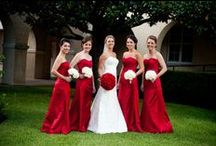 Red & White Wedding / by The American Wedding