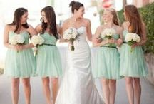 Mint Wedding / by The American Wedding
