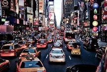 I ❤️ NYC / by Brooke Dunagan