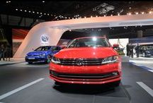 2014 Los Angeles Auto Show / Photos captured in the Volkswagen booth at the 2014 Los Angeles Auto Show. / by Volkswagen USA