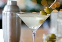 "Martini Recipes / From true Martinis to the candy-flavored fakers, all those drinks that call themselves ""martini."""
