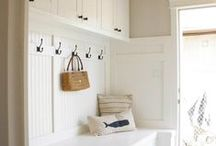 Mudroom/Laundry Room / . / by Andrea Reading