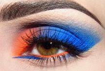 Royal Blue & Orange / by Ena Plumper