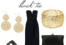 Black Tie. / Weddings & Special Events