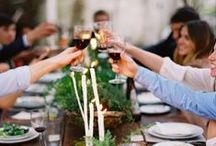 Fellowship and Dinner Parties