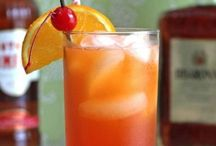 Southern Comfort Drinks / Delicious drink recipes featuring Southern Comfort peach liqueur.
