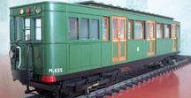 Modélisme ferroviaire / Matériel roulant et décors destinés au modélisme ferroviaire