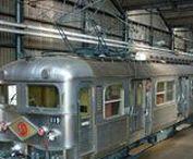 Rail grandeur-nature / Matériel roulant ferroviaire réel