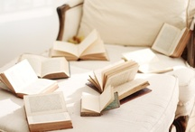 books & paper things / by whitney