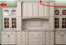 HOME-KITCHEN CABINETS AT A DISCOUNT / by Joanne Erickson